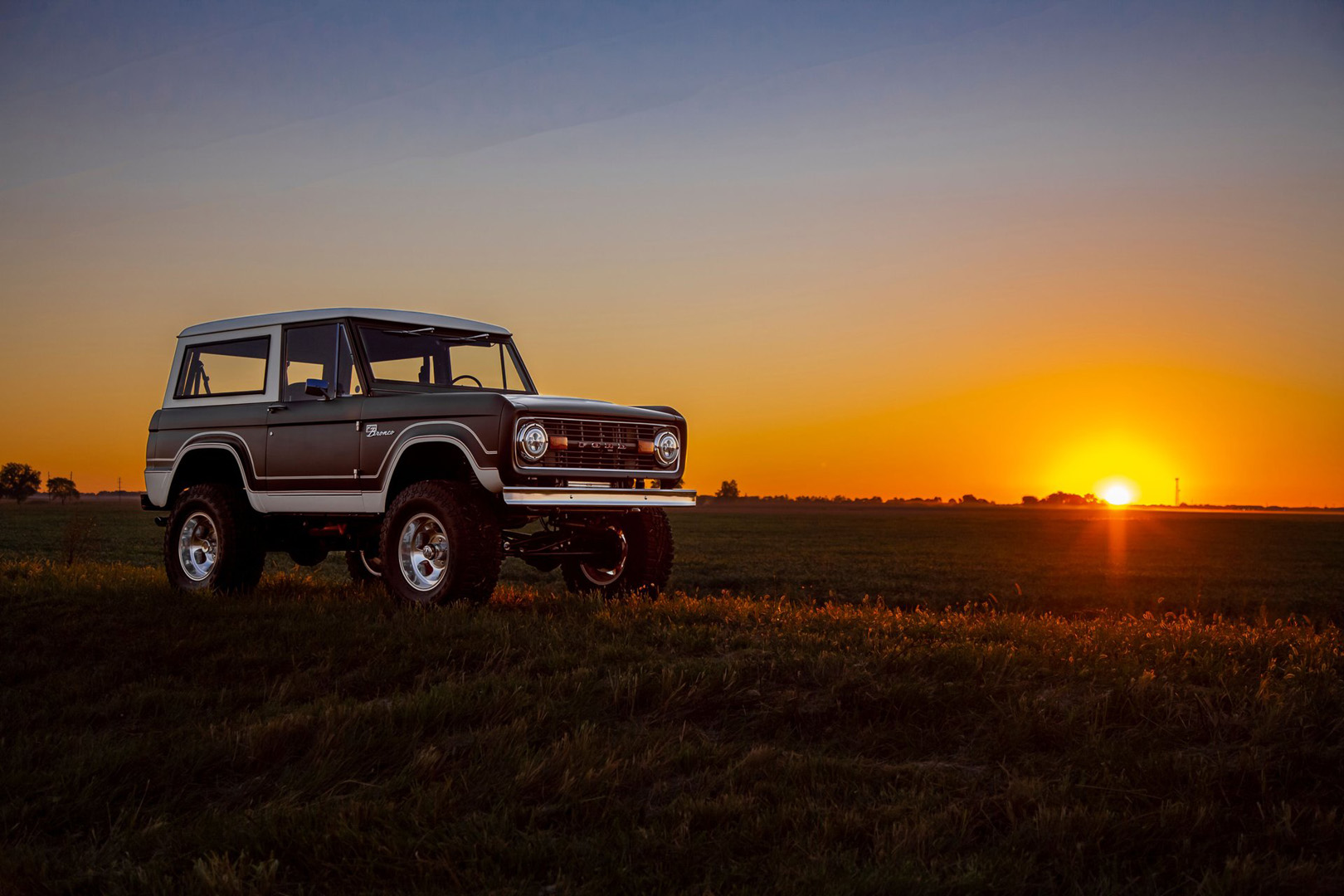 1966 Ford Bronco Fuelie Edition