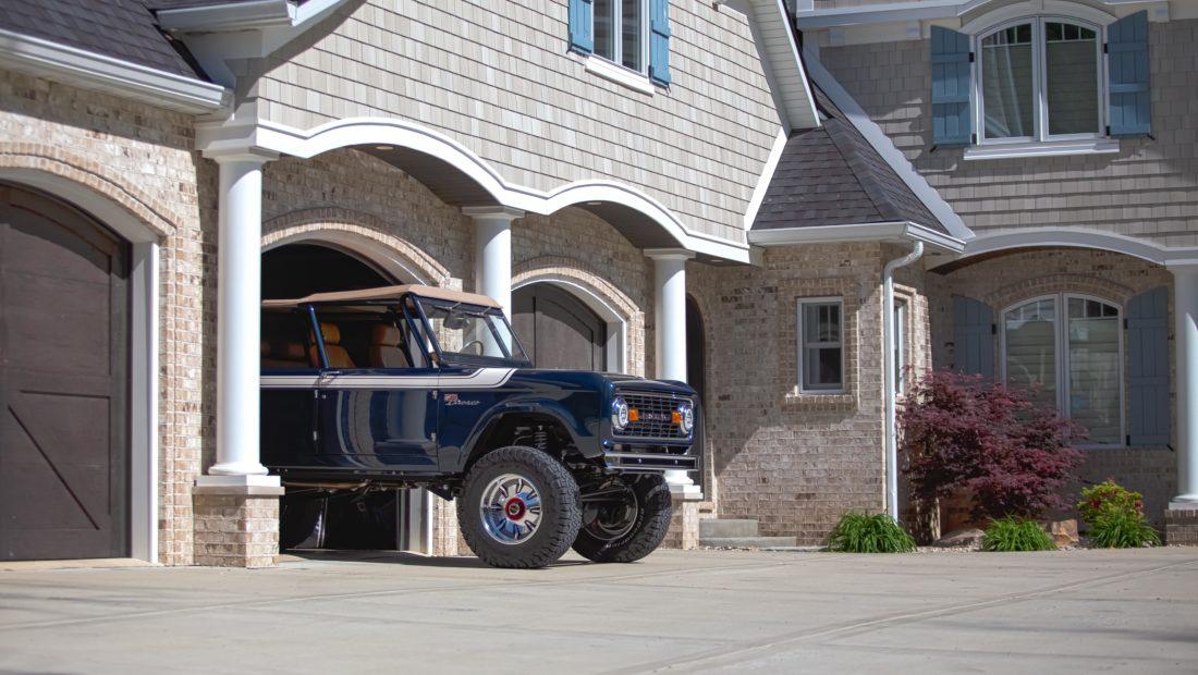 4 Door Ford Bronco