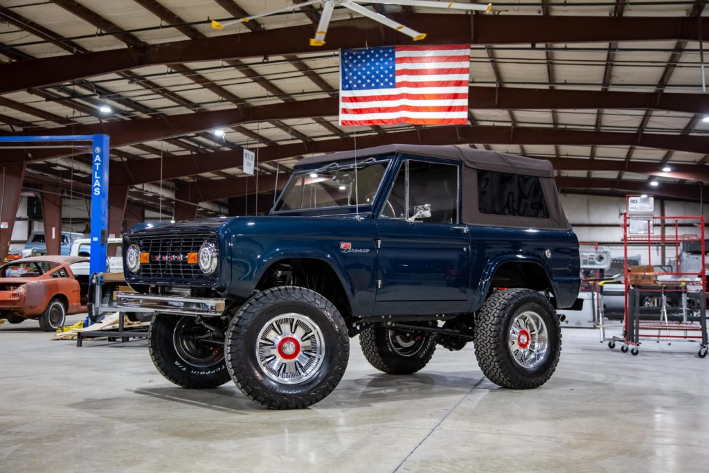 1972 Ford Bronco Luxe GT Edition