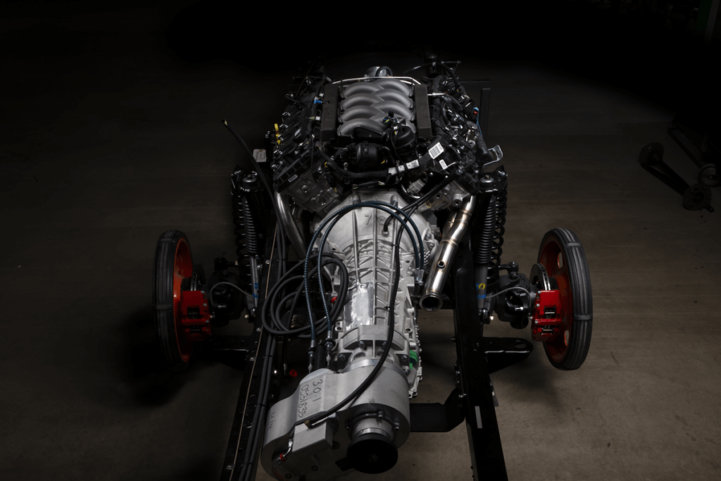 Ford Coyote 5.0 V8. The Next Chapter Of Gateway Bronco.